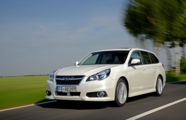 Subaru Legacy Kombi 2.5i: Aufregend unaufgeregt