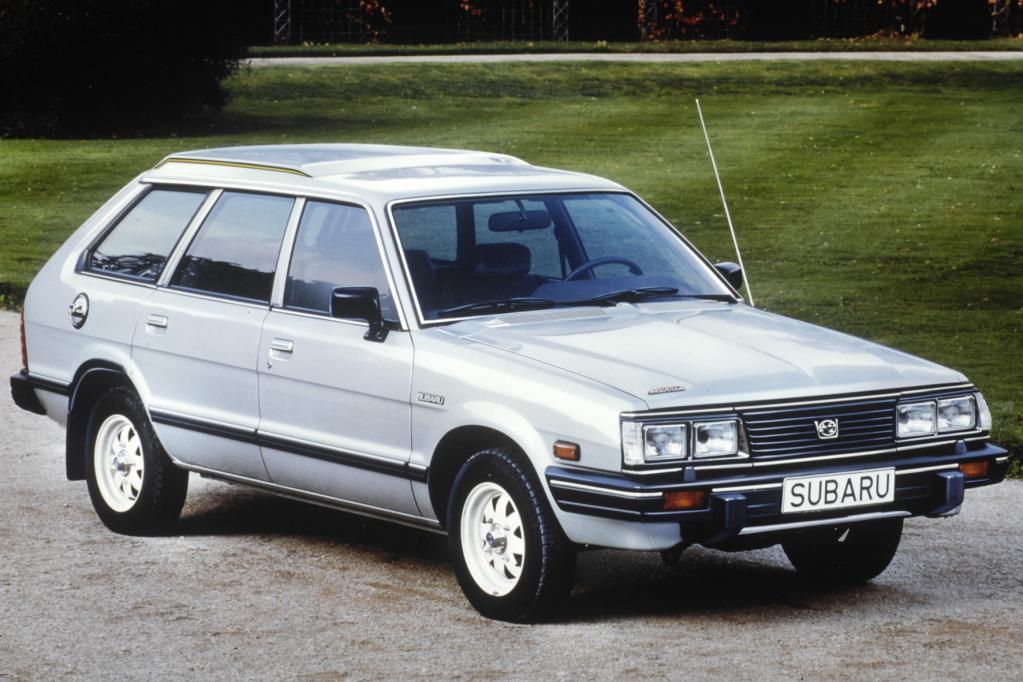 Subaru: Seit 33 Jahren in Deutschland