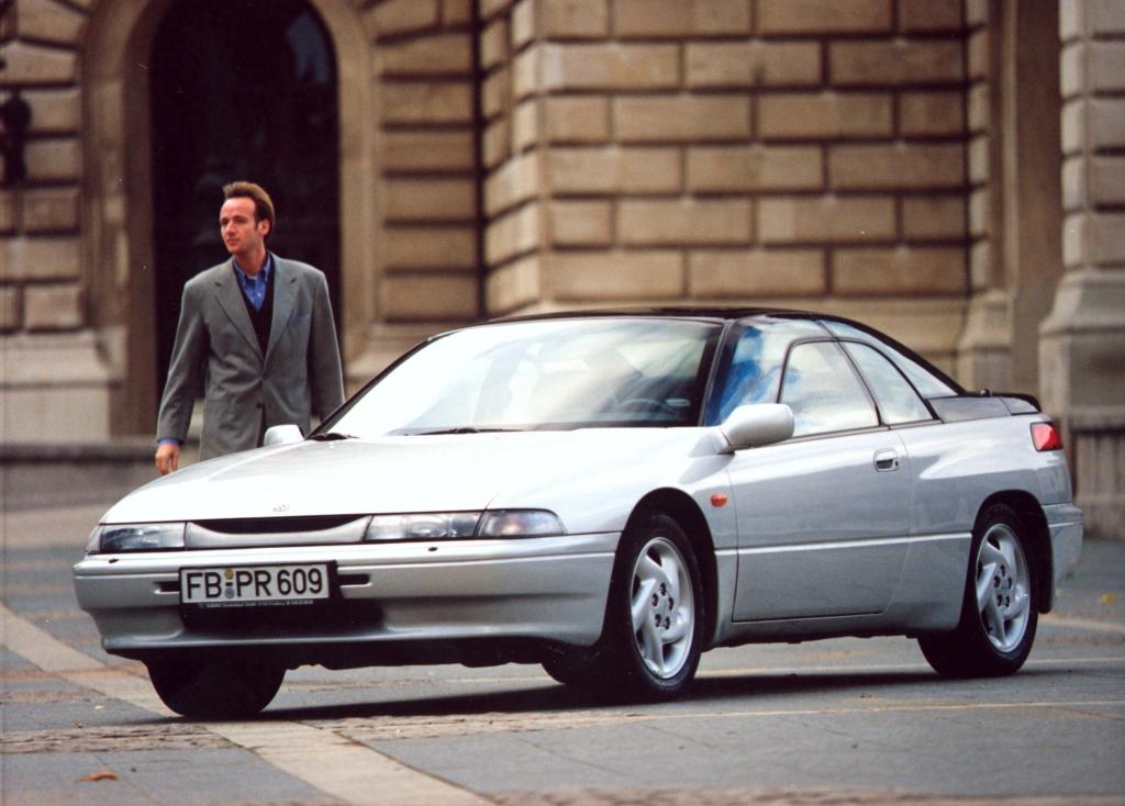Subaru seit 33 Jahren in Deutschland