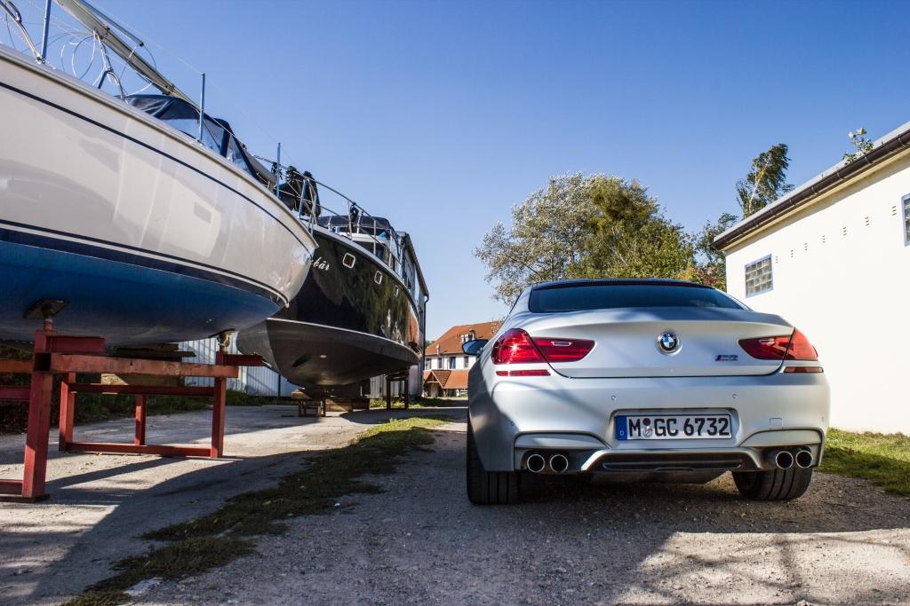 Test BMW M6 Gran Coupé – Die Schöne und das Biest