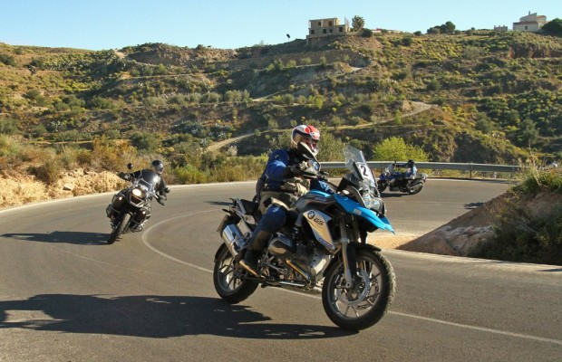 Test-Camp Almeria: Mit BMW ab in den Süden