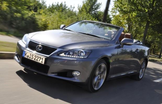Test Lexus IS 250C – Cabrio für Genießer