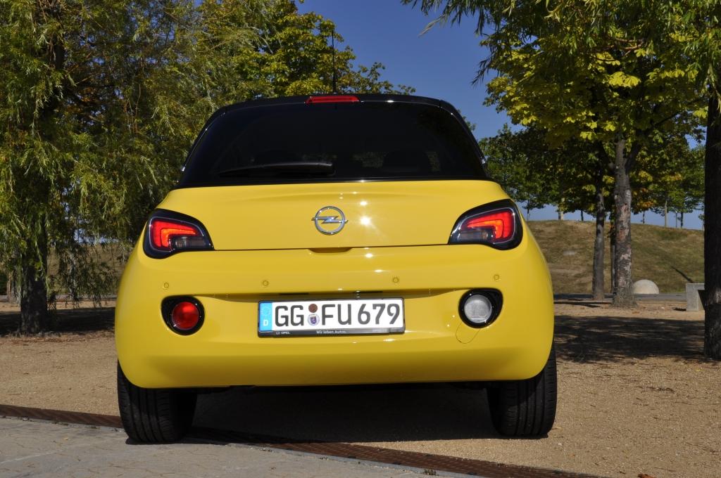 Test Opel Adam – Aussehen ist (bisher) Alles