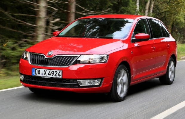 Test Skoda Rapid Spaceback - Das Ass im Ärmel