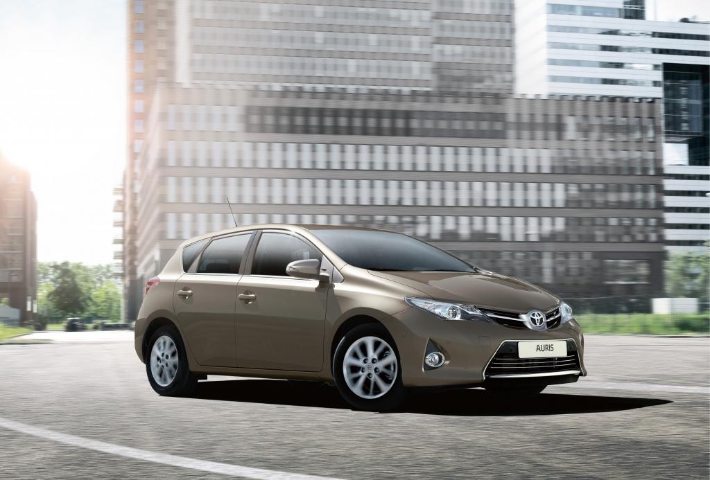 Test Toyota Auris – Auto der Vernunft