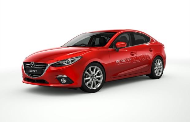 Tokio 2013: Mazda zeigt 3er mit Hybrid- und Erdgasantrieb