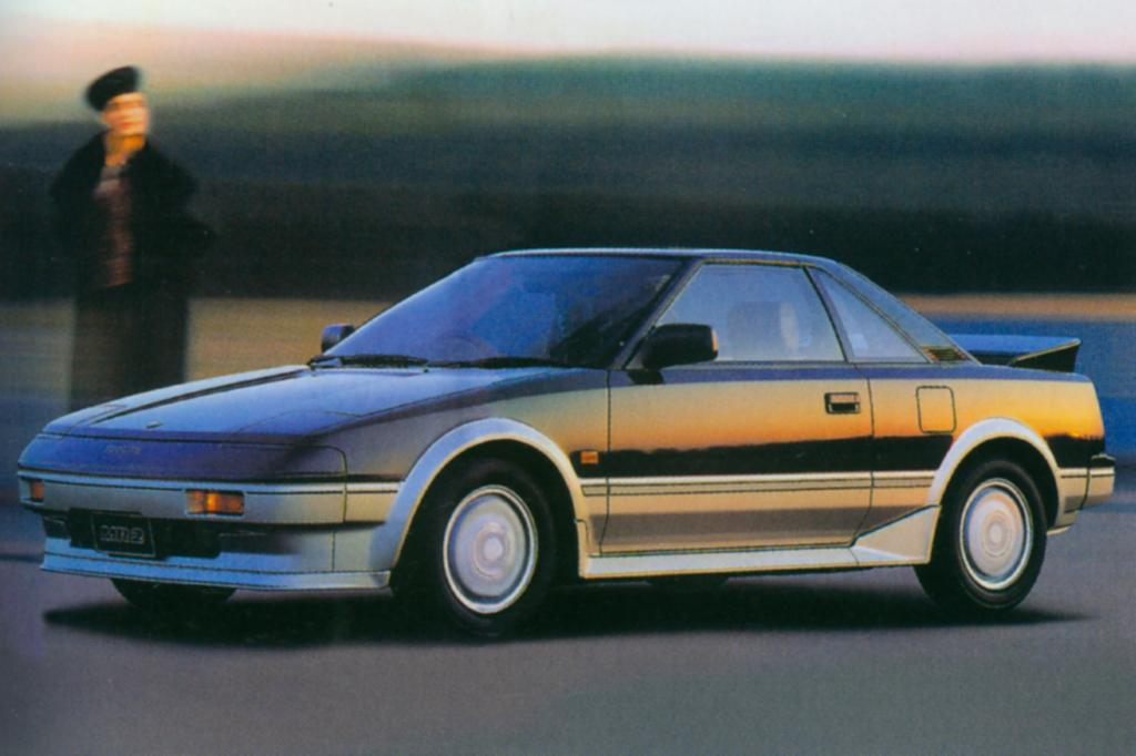Toyota MR2 ab 1984
