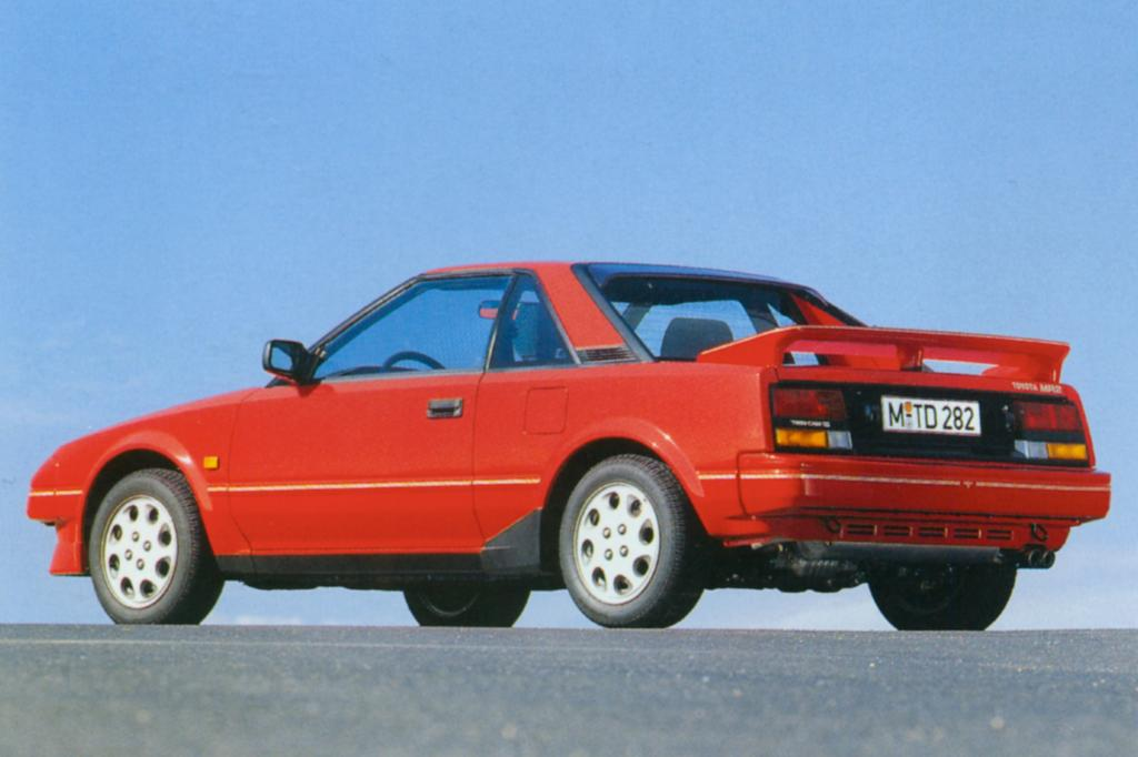 Toyota MR2 ab 1985