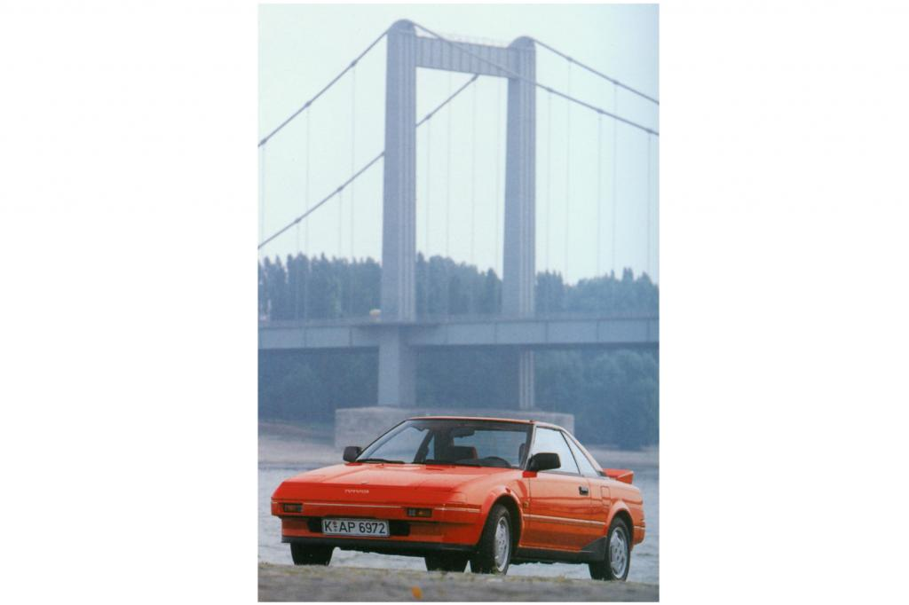Toyota MR2 ab 1985