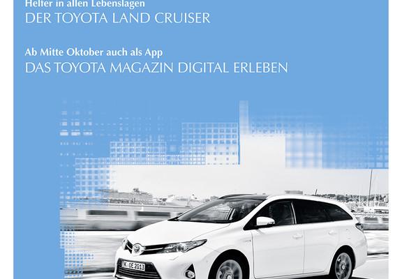 Toyota-Magazin auch als App