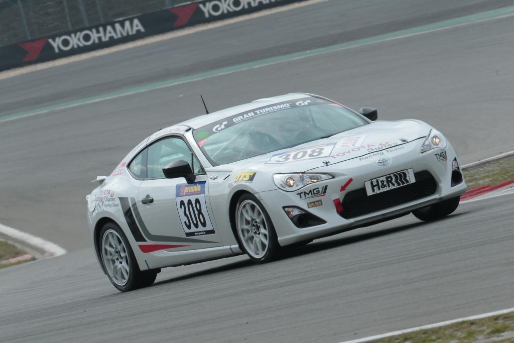 Toyota veranstaltet Testfahrten im Vorfeld des TMG GT86 Cup