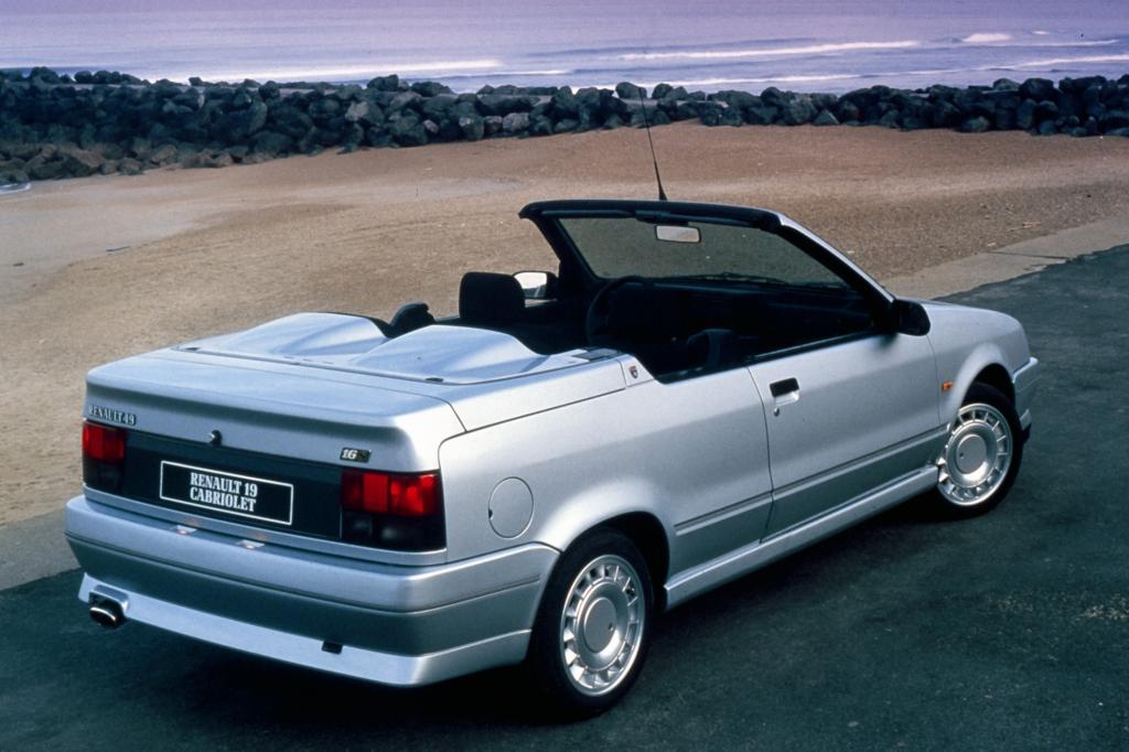 Tradition: 25 Jahre Renault 19 Gallischer Golf-Schläger