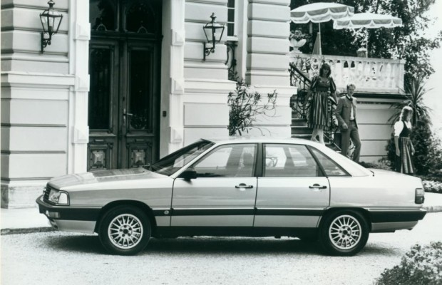 Tradition: 30 Jahre Audi 200 (C3) - Vorsprung durch Tempo