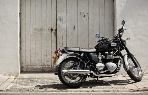 Triumph Bonneville T100 Special Edition - Zurück in die 80er