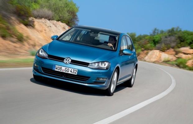 VW baut den Golf auch in Brasilien