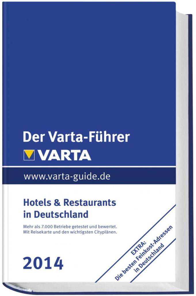 Varta-Führer 2014 gibt Orientierung für Reisende