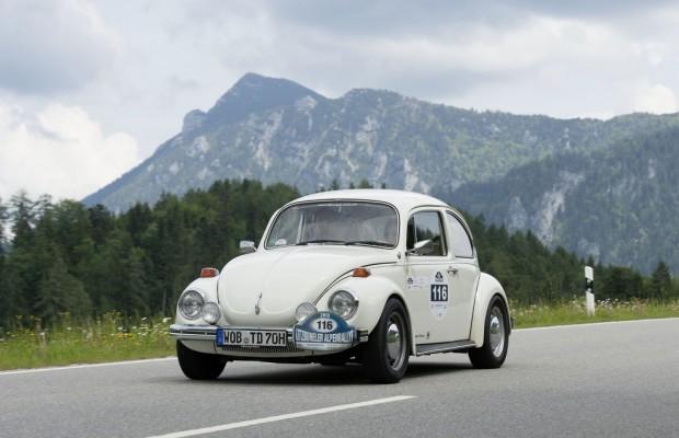 Volkswagen Classic fährt durchs Reich der Mitte