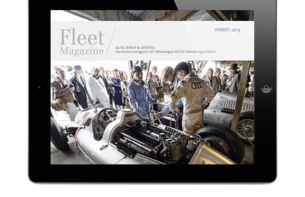 Volkswagen-Fleet-Magazine kostenlos im App-Store