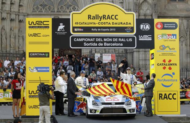 WRC 2013: VW im ersten Anlauf auch Marken-Weltmeister
