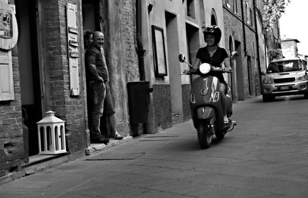 Winterreifen für Roller und Motorrad