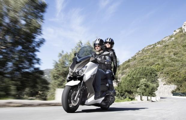 Yamaha ruft X-Max 400 zurück