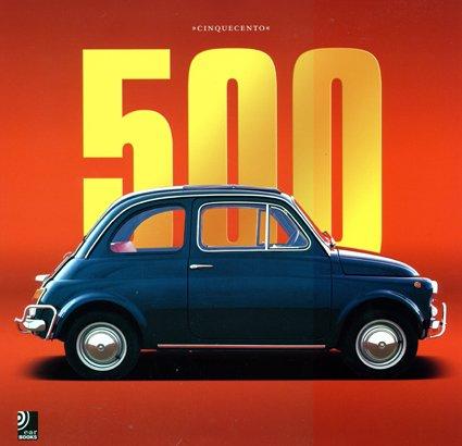 auto.de Buchtipp: 500 - Cinquecento