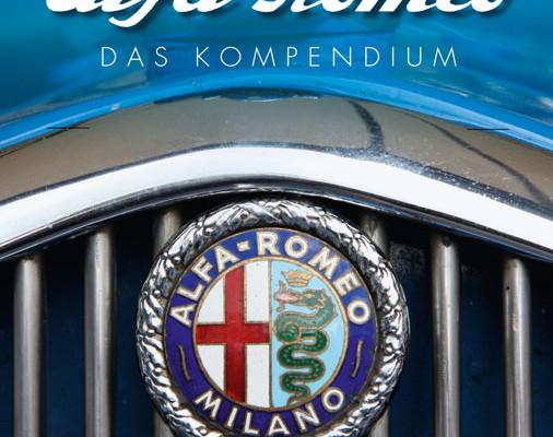 auto.de Buchtipp: Alfa Romeo - Das Kompendium