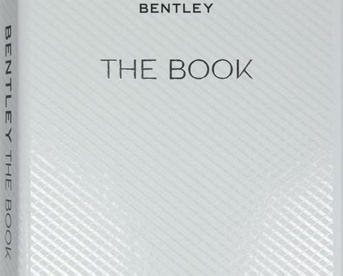 auto.de Buchtipp: Bentley: The Book