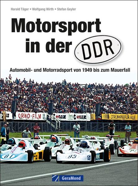 auto.de Buchtipp: Motorsport in der DDR - Automobil- und Motorradsport von 1949 bis zum Mauerfall