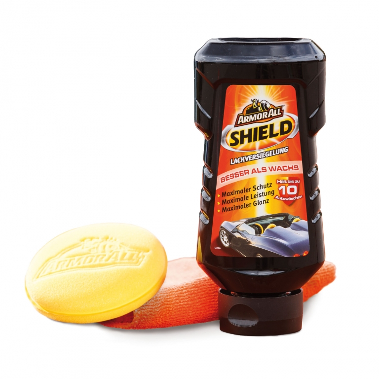 auto.de-Gewinnspiel: Wellness-Programm fürs Auto – Armor All Shield Sets