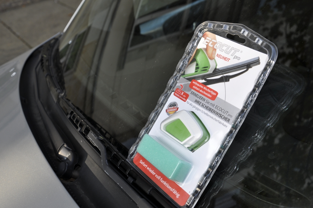 auto.de testet: ECOCUT pro – Abschneiden statt neu kaufen!