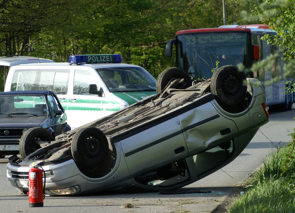 eCall: Der große Brunder auf dem Beifahrersitz