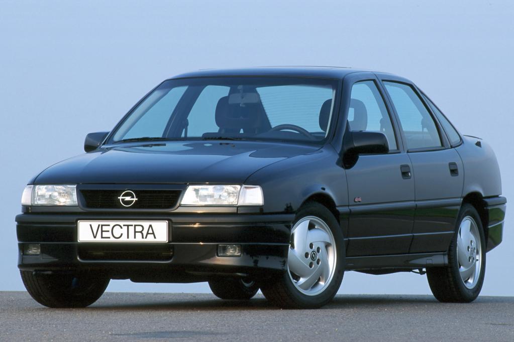 25 Jahre Opel Vectra A