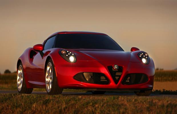 Alfa Romeo 4C: Objekt der Begierde