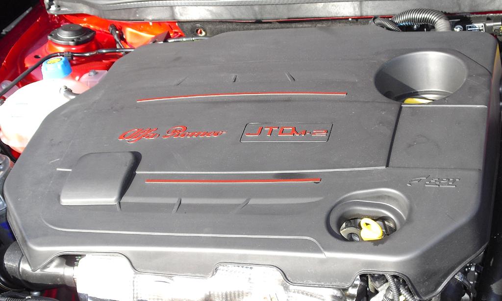 Alfa Romeo Giulietta: Blick unter die Haube. Sieben Motoren stehen zur Wahl.