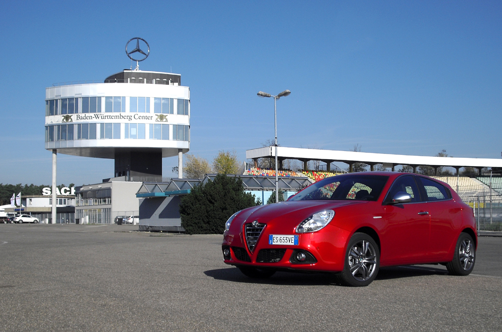 Alfa Romeos Giulietta hat 2010 den Alfa 147 abgelöst.
