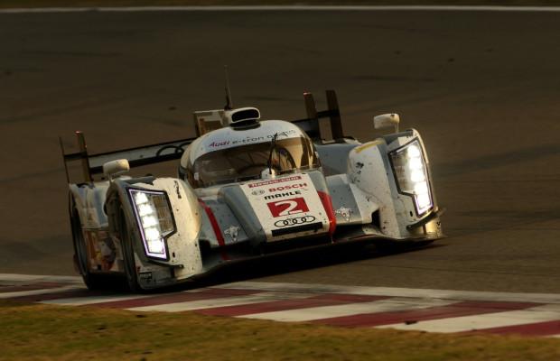 Audi gewinnt Langstrecken-WM