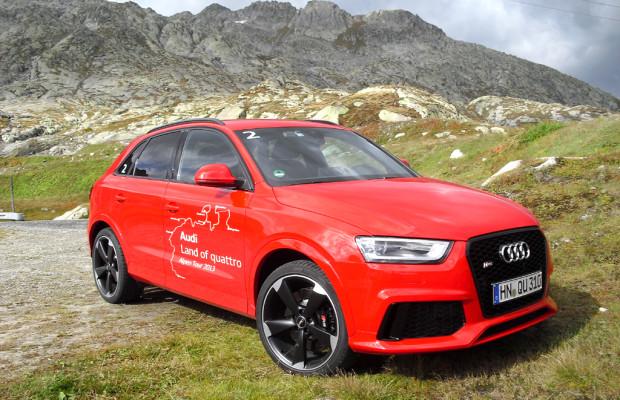 Audi im auto.de-Quattro-Gespräch: ''Das gibt uns neuen Spielraum''
