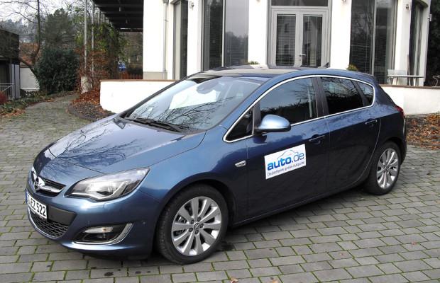 Auto im Alltag: Opel Astra