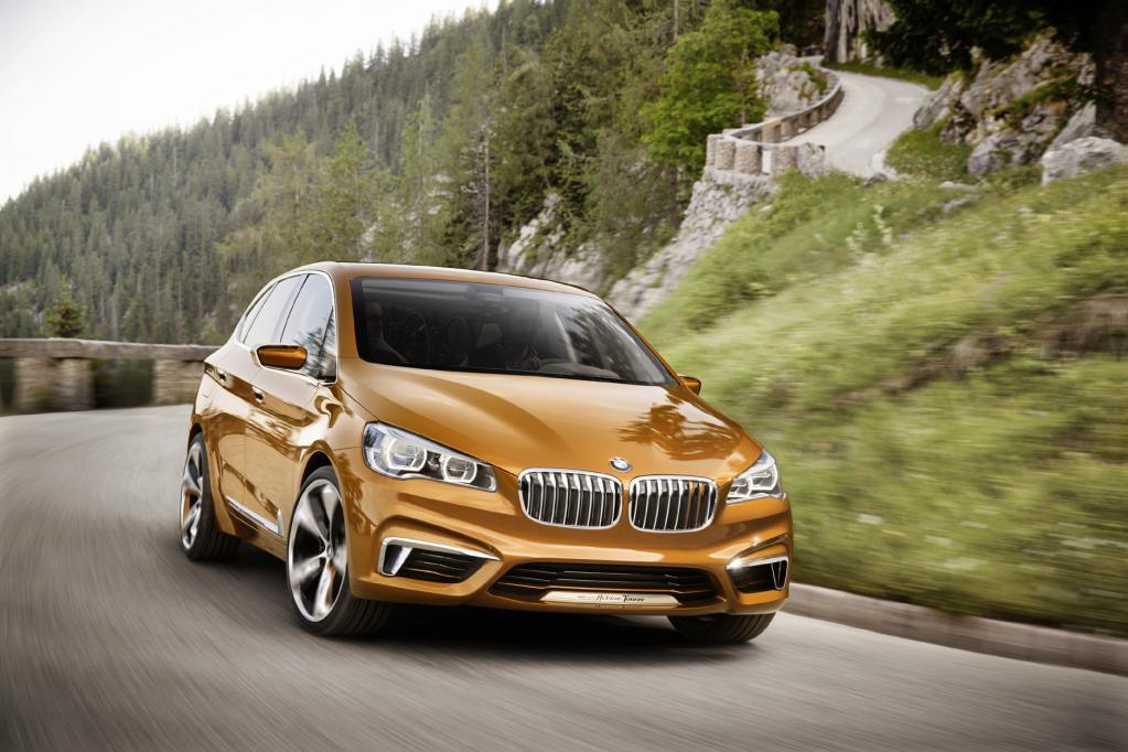 BMW 4er Cabrio debütiert auf der Tokio Motor Show