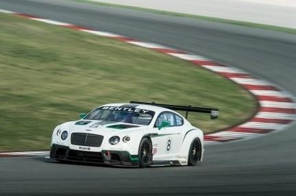 Bentley kehrt auf die Rennstrecke zurück