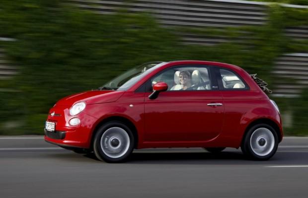 CO2-Ausstoß von Neuwagen -   Fiat fährt am saubersten