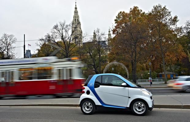 Car2go-Flotte in Wien wird vergrößert