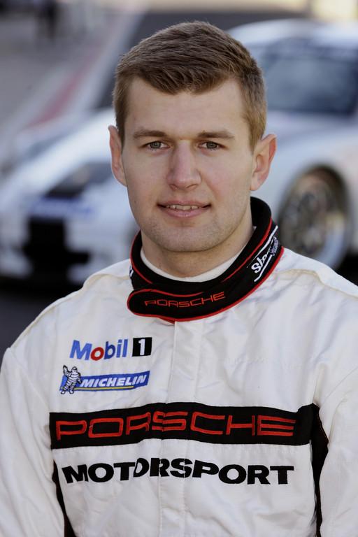 Christensen wird Porsche-Werksfahrer