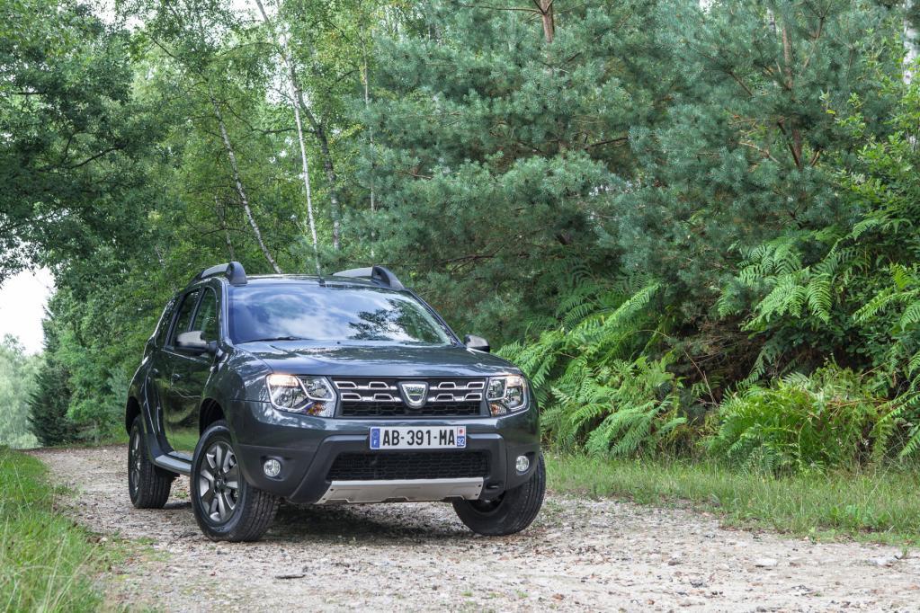 Dacia Duster: Deutschlands günstigstes SUV