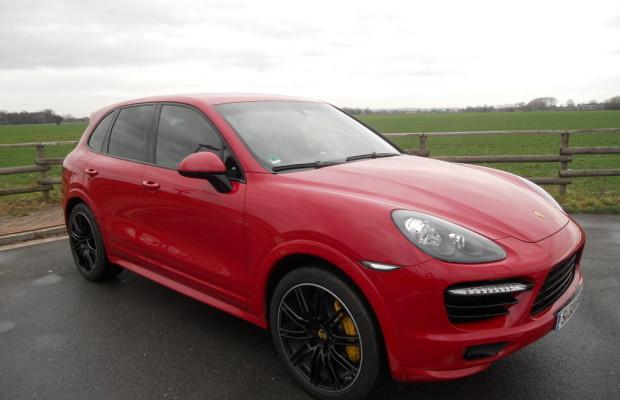 Der Cayenne bleibt bei Porsche der Renner