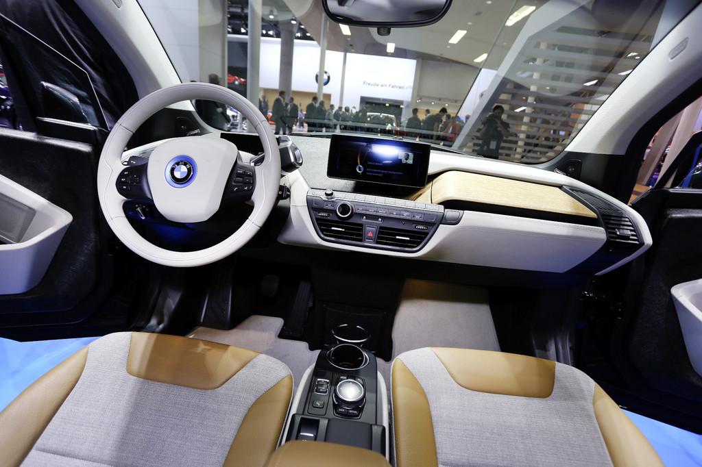 Der erste BMW i3 wurde gestern ausgeliefert