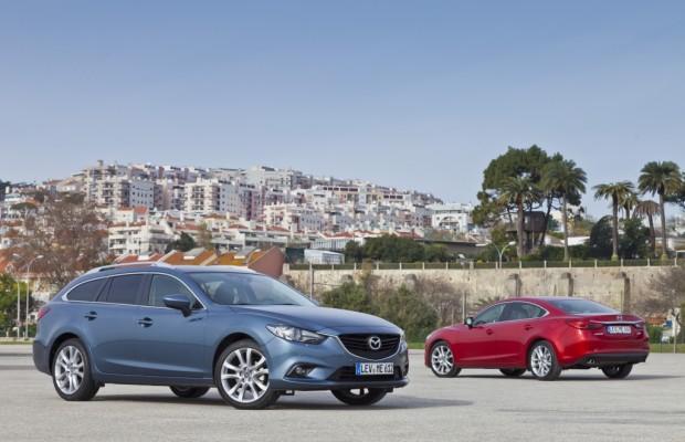 Der neue Mazda6 - Sechs in seiner schönsten Form