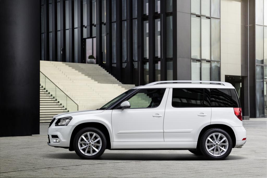 Die Basisversion des Kompakt-SUV wird von einem 1,2-Liter-Benzinmotor mit 77 kW/105 PS angetrieben.
