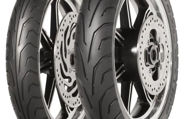 Dunlop-Motorradreifen mit 180 Freigaben
